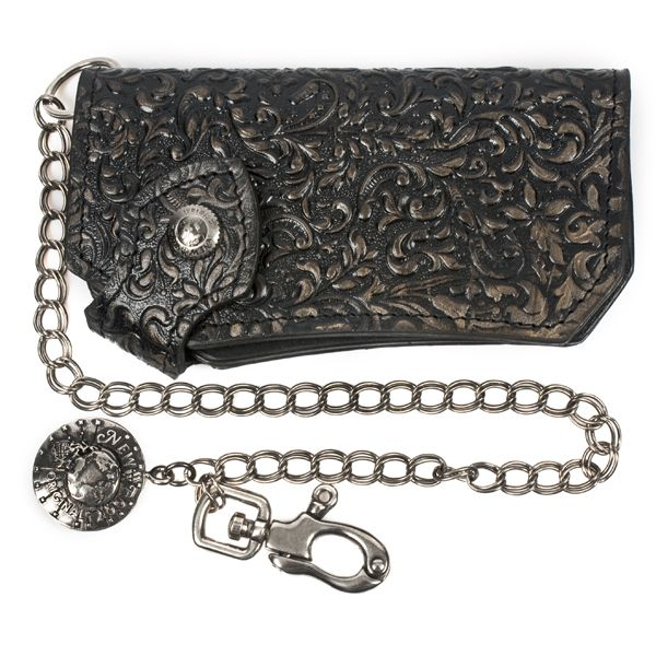New Rock gothic genuine leather metal wallet. #newrock #wallet #goth #leather  You can purchase this wallet here: http://newrockaustralia.com/index.php?id_product=18822&controller=product