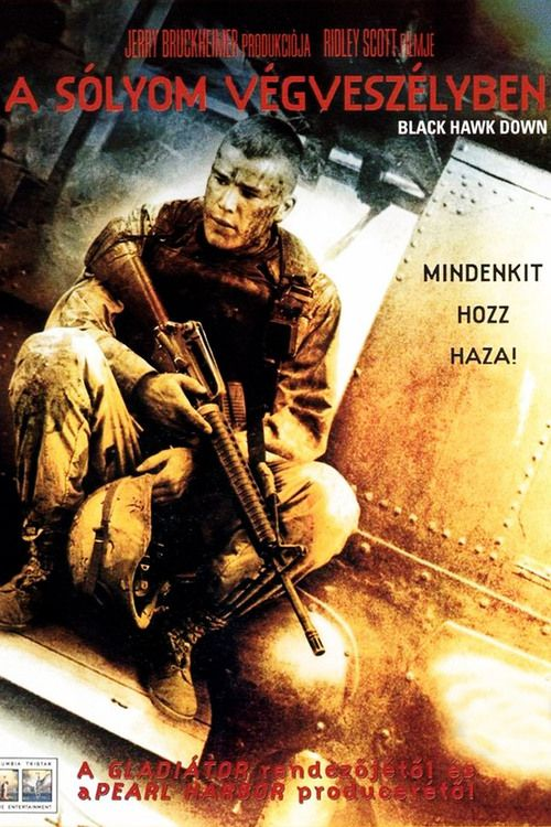 Watch Black Hawk Down Full Movie Online