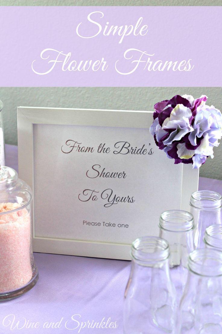 556 best Bridal Shower Inspiration images on Pinterest | Beautiful ...