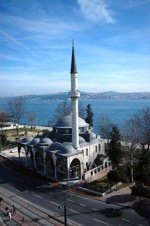 Molla Celebi Cami - Istanbul - by Mimar Sinan