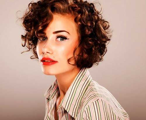 Hair Perm Styles: Kurz Und Knapp Images On Pinterest