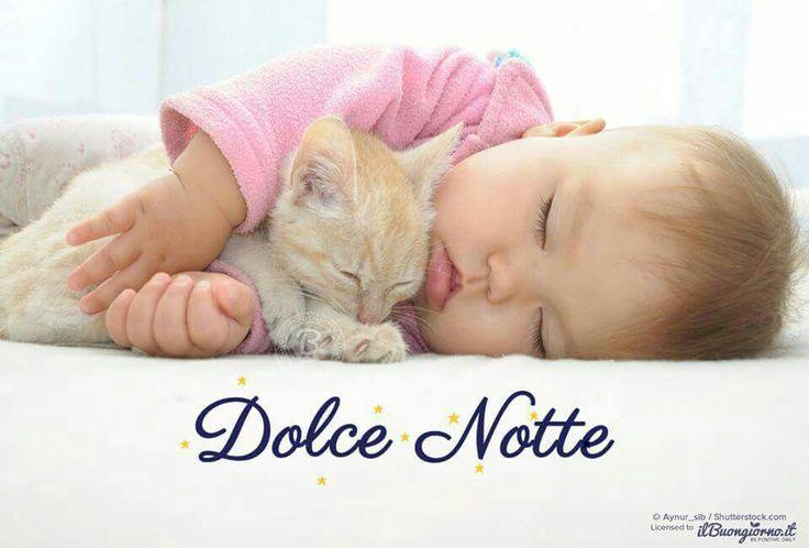 Dolce notte, buonanotte