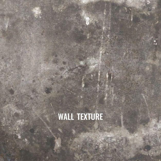 抽象的な壁のテクスチャの背景デザイン 無料ベクター