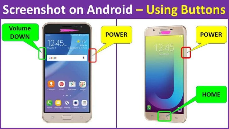 How to take a screenshot on this phone phone