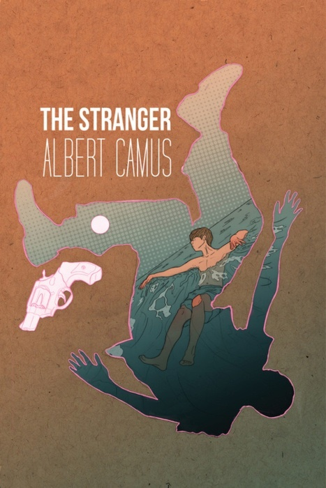 """Albert Camus - The Stranger. Go for a swim, miss your mother's funeral, kill an Arab, just a regular day for your existential hero. I like my pinee's selected quote here:  """"I opened myself to the gentle indifference of the world."""""""