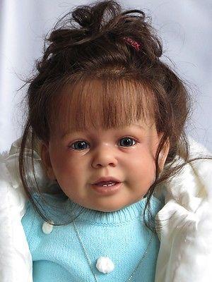 DLL Reborn Baby*Theodora*Katie-Marie by Ann Timmerman*toddler