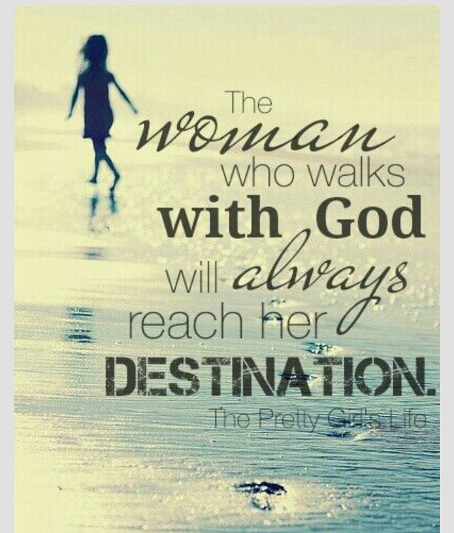 True Woman Of God Quotes: Walking With The Lord Quotes. QuotesGram