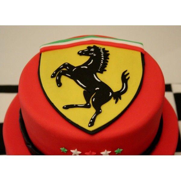 ferrari cake - Google Search