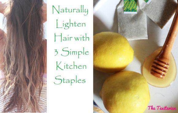 8 Best Images About Lemon & Lime Natural Hair Lightener On