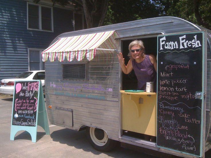 Happy Hut Food Truck