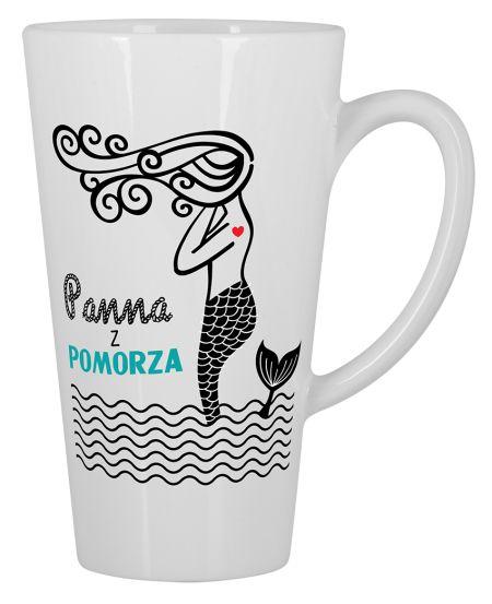 Panna z Pomorza Big Latte Design by Ej Madziu | Teequilla | Teequilla