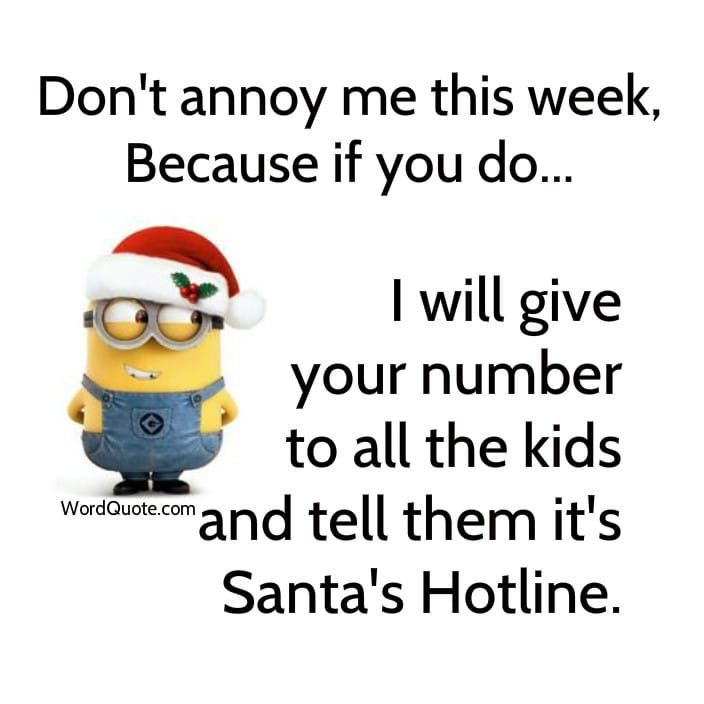 the most funny quotes   Most Funny Minion Christmas Pictures   Word Quote   Famous Quotes