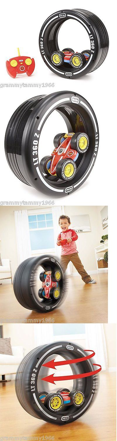 Vehicle Parts 171134: Tire Twister Little Tikes Remote Control Toy Car Spins 360 Degrees Play Kids Fun -> BUY IT NOW ONLY: $65.25 on eBay!