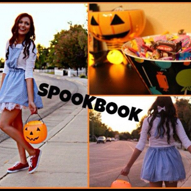 Dorothy Halloween costume idea - @Bethany Noel Macbarbie07