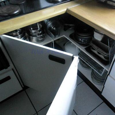 1000 ideas about kitchen cabinet redo on pinterest kitchen cabinets cabinets and diy kitchen - Small tricks organizing kitchen comfort ...