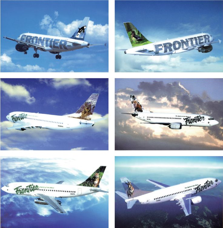 43 best Frontier Airlines images on Pinterest | Plane ...