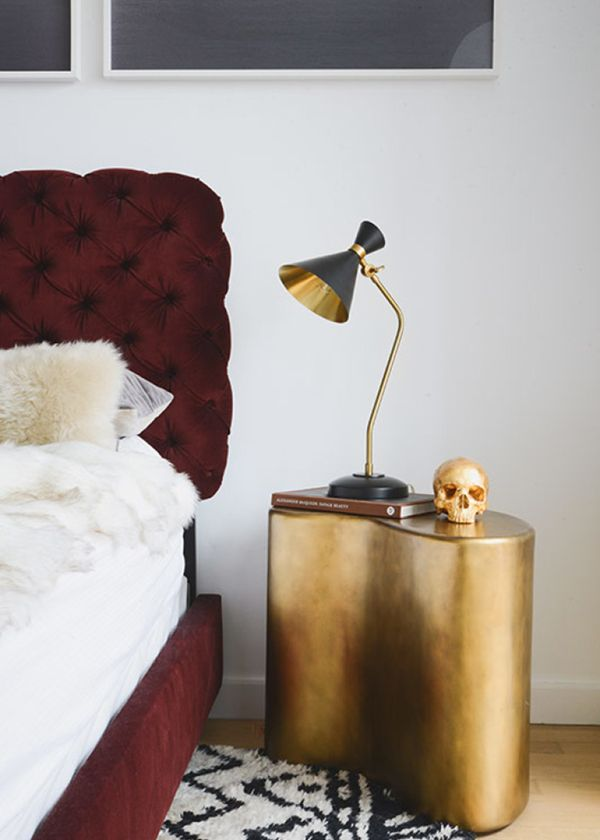 Weekend decorating idea: upgrade your bedside style — The Decorista
