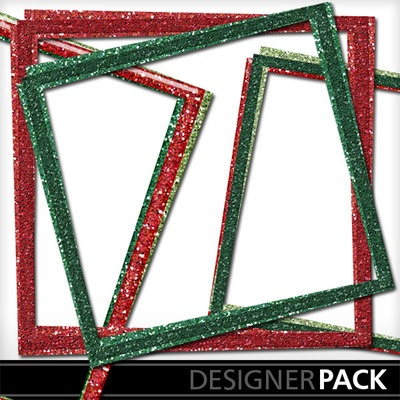 Digital Scrapbooking Kits | Holiday Stackables-(bryan73) | Decorative, Holidays - Christmas | MyMemories Barbara Ryan