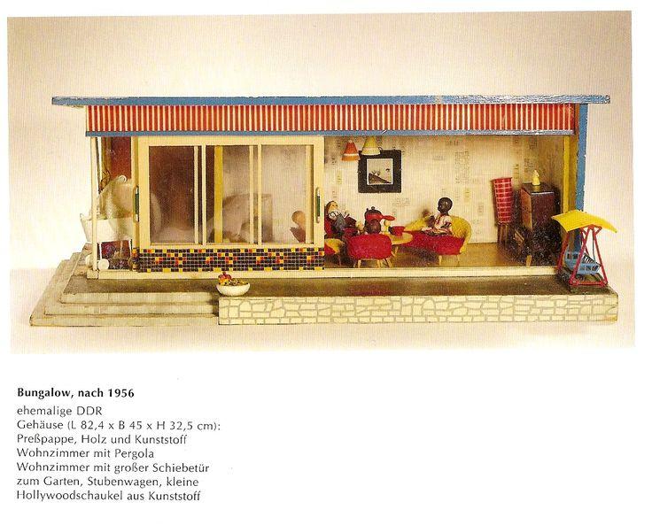 123 Best Vintage Modern Dollhouse Images On Pinterest | Modern ... Wohnzimmer Modern Vintage