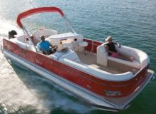 Tahoe Pontoons Cascade Entertainer Pontoon Boats Prices & Styles