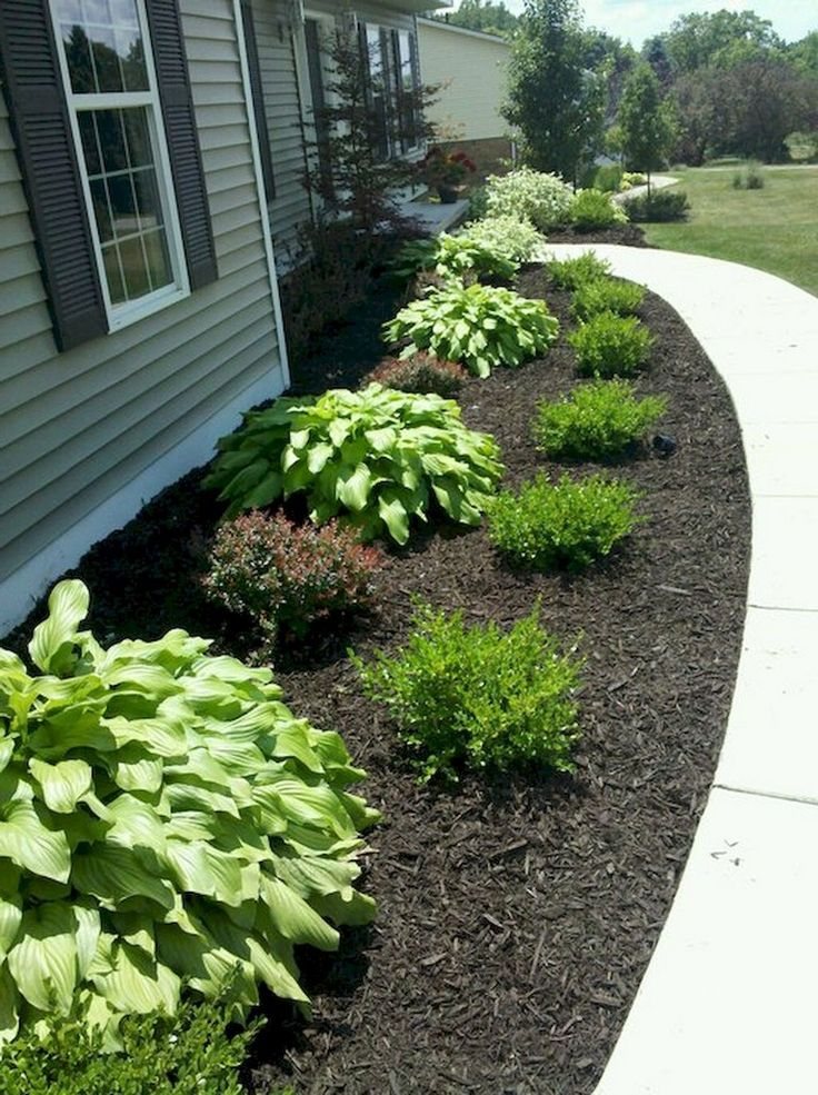 44+ Clean and Beautiful Front Yard Landscaping Ideas on A Budget – Jaka Decor