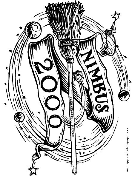harry potter coloring pages harry potter 452x590