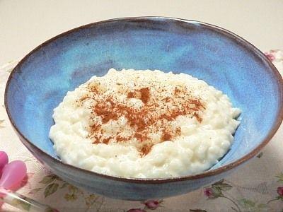 炊飯器で!フィンランドのミルク粥 「リーシプーロ」