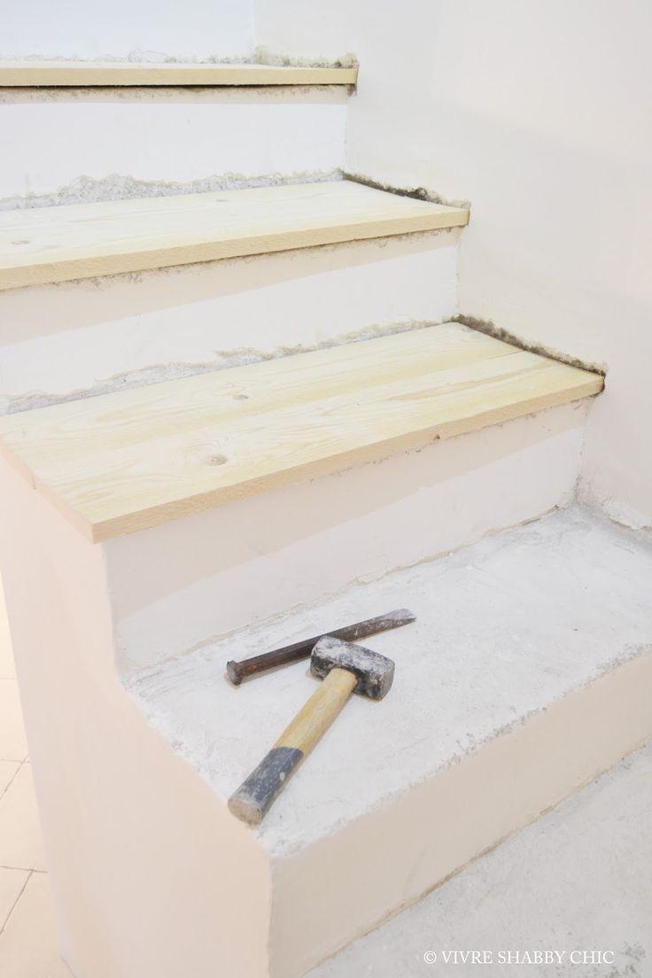 Oltre 1000 idee su vecchia scala su pinterest scale - Scala interna prezzi ...
