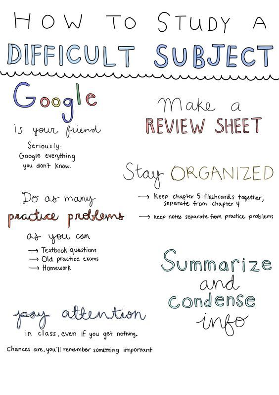 Here's How to Have a Great Semester