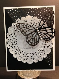 My Creative Corner!: A Teeny Tiny Wishes Butterfly Die Birthday Card