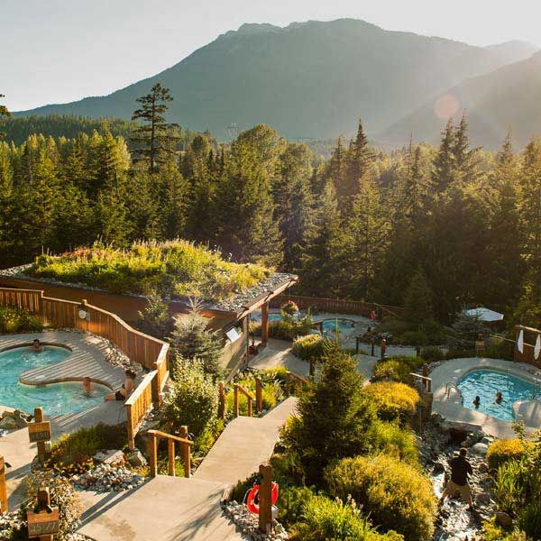 Scandinave Spa in Whistler - pin curated by @Poppytalk for @explorecanada