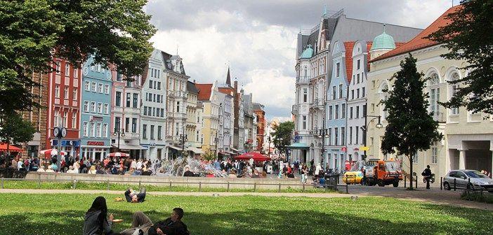 Scandinavian cruise journal: Day Two — Warnemunde, Germany
