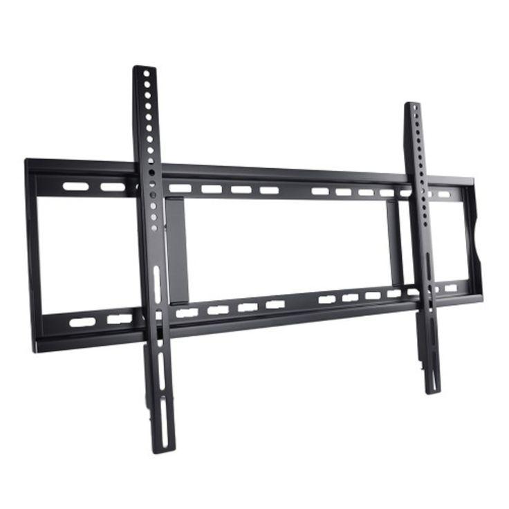 50- 80 (175 lbs) Vivitar VIV-LWM-80 Plasma/LCD Low Profile TV Wall Mount Bracket (Black)