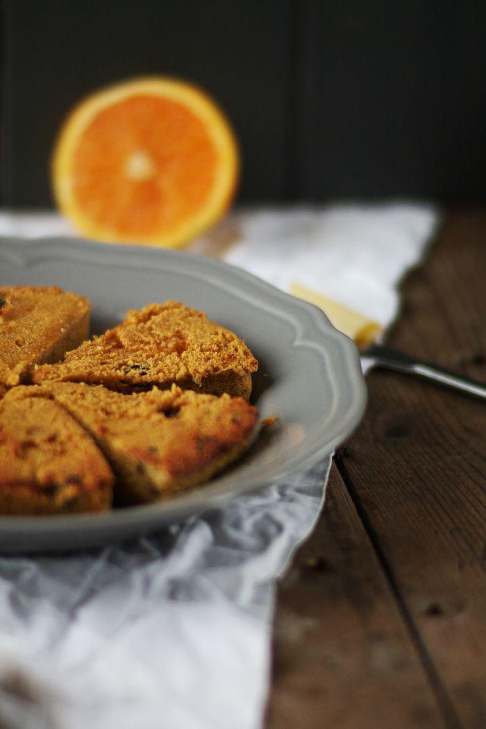 Proeven met Liefde - Glutenvrije scones in verschillende smaken met kokosmeel