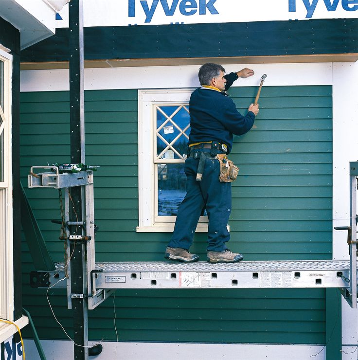 How To Hang Clapboard Siding Clapboard Siding Building