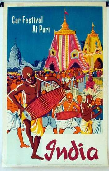 Vintage Indian travel posters #indian #desi