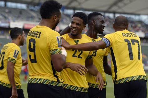 Jamaica Reggae Boyz through to Gold Cup semifinal - http://www.yardhype.com/jamaica-reggae-boyz-through-to-gold-cup-semifinal/