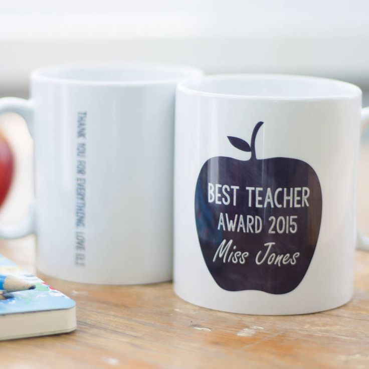 Teacher Mug – Little Pieces