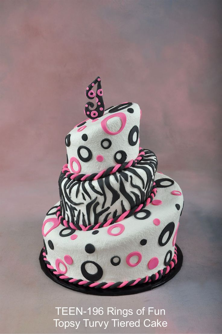 432 best Black, Pink & White party... images on Pinterest ...
