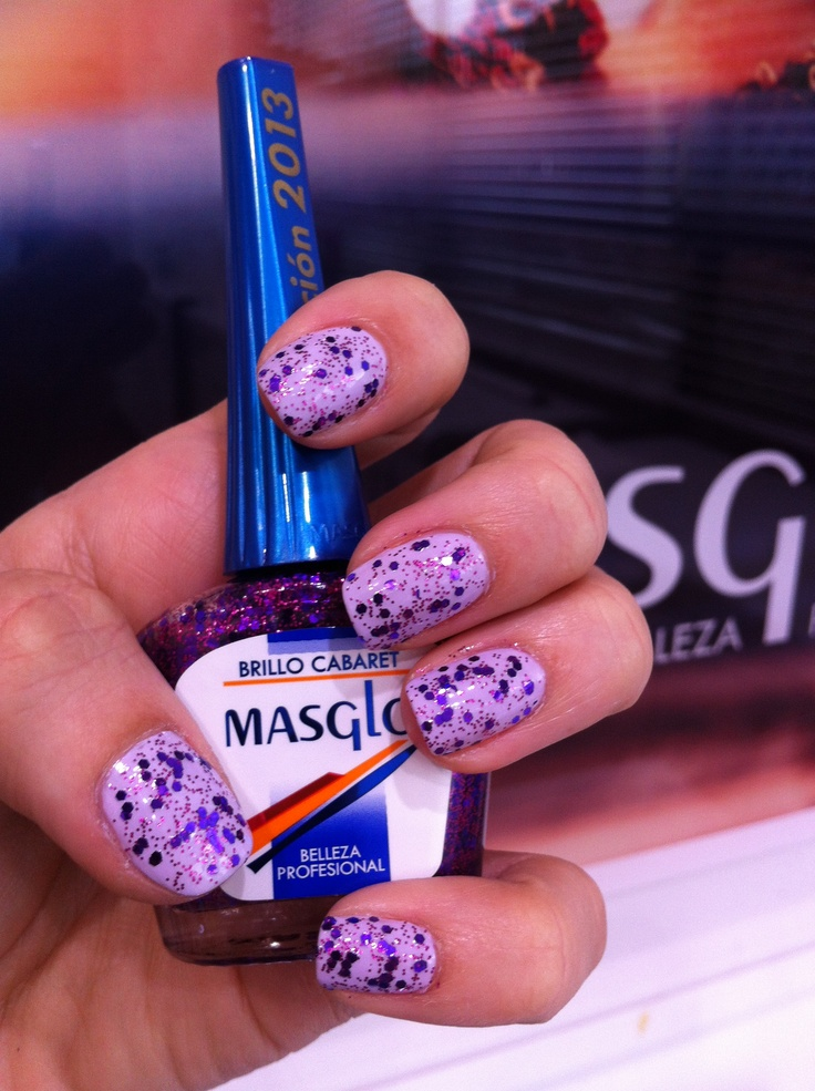 Brillo Cabaret Masglo. Masglo Nails http://www.nailartshop.co/shop/bases-brillos/brillo-cabaret/