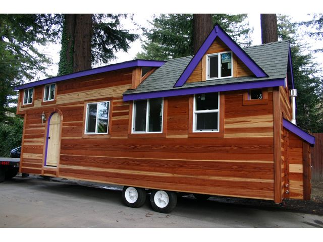 Tiny Home Designs: Redwood Tiny House - Tiny House Listings