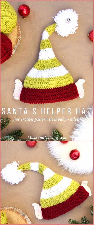 1010 best Häkeln Weihnachten images on Pinterest   Weihnachten ...