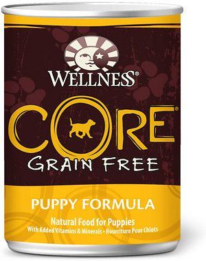 Wellness CORE Grain-Free Puppy Formula Canned Dog Food