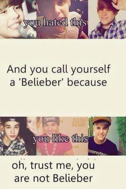 REPIN if u have always loved Justin Bieber past and present I LOVE U JUSTIN UR MY EVERYTHING!!!!!!!!!! Amen to that.