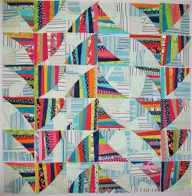 Cultural Fusion Quilts: Playing with Toran Blocks