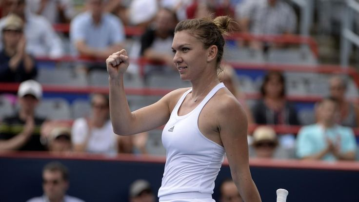 Halep fights back against Kerber to secure spot in Rogers Cup final