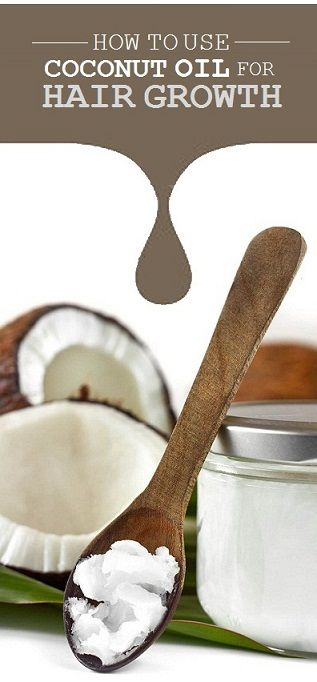 How to Use Coconut Oil for Hair Growth.