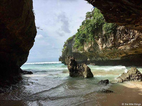off the beaten path: a day of beach hopping at Nusa Dua, Bali