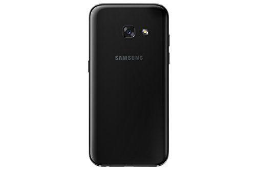 Samsung Galaxy A3 2017 Smartphone portable débloqué 4G (Ecran: 4,7 pouces - 16 Go - Nano-SIM - Android) Or