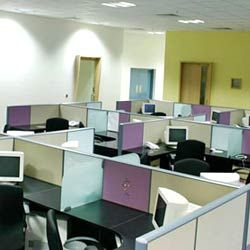 Visit us at: www.dboffice.in/  Cluster Workstation by Dee bee office concepts.